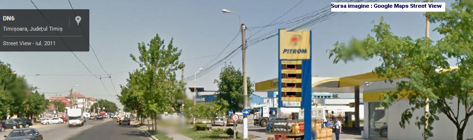 Pret benzina Romania Octombrie 2014
