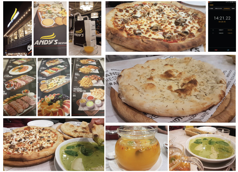 ANDY'S PIZZA CHISINAU 2019